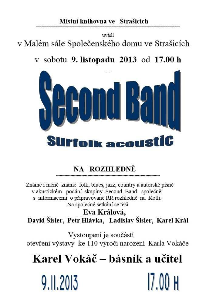 second-band